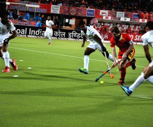 Hockey India League - Ranchi Rays Vs Dabang Mumbai