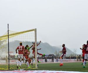 I-League - Aizawl FC vs Mohun Bagan