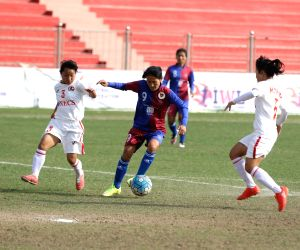 Indian Women's League - Eastern Sporting Union Vs Aizawl FC
