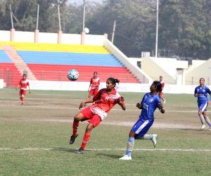 Indian Women's League - Alakhpura FC Vs Jeppiaar IT FC