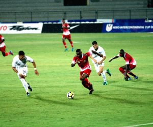 Intercontinental Cup - Kenya v/s New Zealand