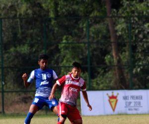 Nike Premier Cup 2018 - DSK Shivajians FC Vs Bengaluru FC