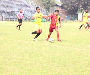 Santosh Trophy - West Bengal Vs Chandigarh