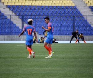 Tashkent (Uzbekistan): AFC U-23 Championship qualifiers - India Vs Uzbekistan