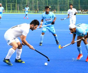 Hockey Test Match - India Vs New Zealand  - Match -3