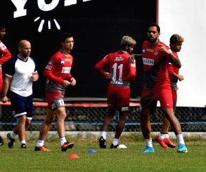 ISL - Practice session - Atletico de Kolkata