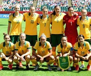 CANADA EDMONTON SOCCER WOMEN'S WORLD CUP