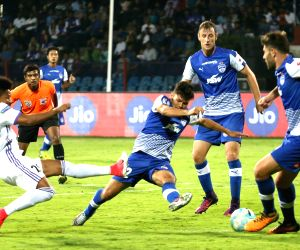 ISL - Bengaluru FC Vs Pune City