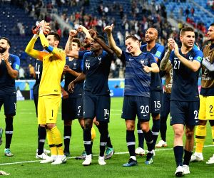 World Cup: France beat Belgium 1-0 to book final spot