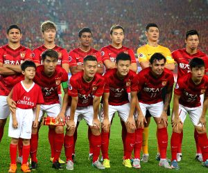 CHINA GUANGZHOU SOCCER AFC CHAMPIONS LEAGUE FINAL