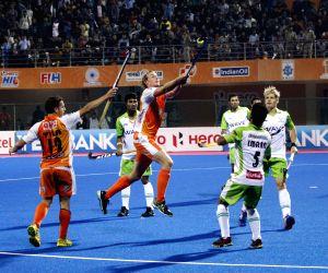 Hockey India League - Kalinga Lancers vs Delhi Wave Riders