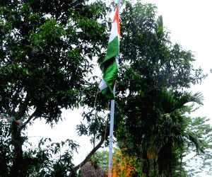Poatarkuti enclave: Tricolour hoisted for the first time at Poatarkuti enclave