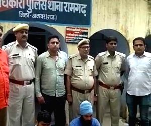 Alwar (Rajasthan): Alwar lynching case - Police arrests 2