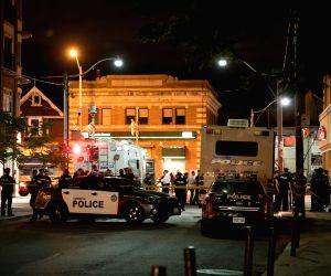 Shooting in Toronto leaves 2 dead, including gunman