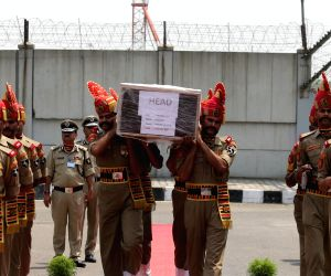Kiren Rijiju pays tributes to BSF Head Constable Prem Sagar