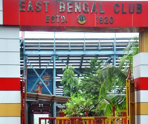 Police deployed at East Bengal FC