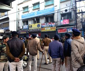 United Bank Of India branch robbed