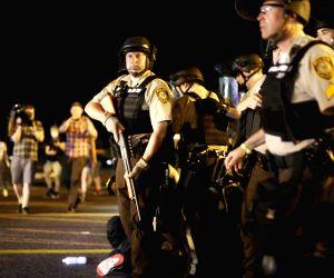 U.S. FERGUSON PROTEST STATE OF EMERGENCY