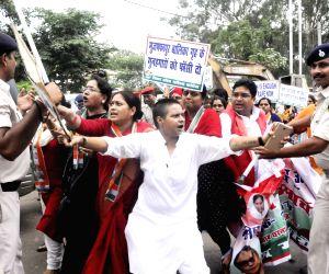 Congress' demonstration