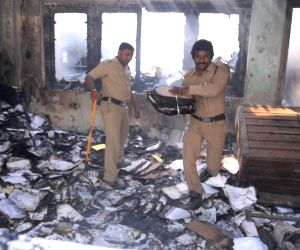 Fire breaks out at RTA office