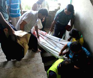 BANGLADESH DHAKA BLOGGER MURDER