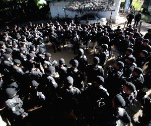 GUATEMALA ESCUINTLA JAIL RIOT
