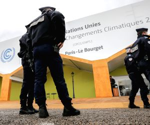 FRANCE PARIS CLIMATE SUMMIT