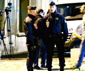 FRANCE PARIS SUBURB POLICE RAID MASTERMIND