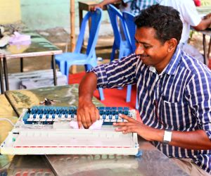 TN Assembly polls: EVMs