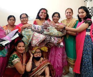 Polythene-free Kumbh: Raj women send cloth bags to Haridwar