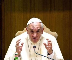 Abuse victims' outcry more powerful: Pope Francis