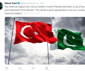 Popular singer Adnan Sami's Twitter account was hacked, and his profile picture replaced with that of Pakistan Prime Minister Imran Khan, a day after megastar Amitabh Bachchan's account on the ...