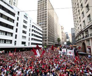 BRAZIL PORTO ALEGRE LULA ELECTION