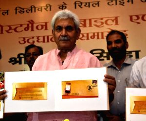 Manoj Sinha launches Postman mobile app