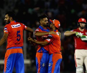 IPL 2017 - Kings XI Punjab Vs Gujarat Lions
