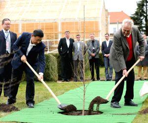 CZECH REPUBLIC PRAGUE CHINA XI JINPING VISIT