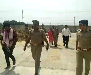 Prayagraj: Sakshi, the daughter of BJP MLA Rajesh Mishra and and Ajitesh Kumar in Prayagraj on July 15, 2019. The Allahabad High Court held their marriage was 'valid' directed the state government to provide adequate police protection to the couple.