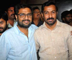 Pre-release function of Telugu film Ammamma Gari Illu Movie