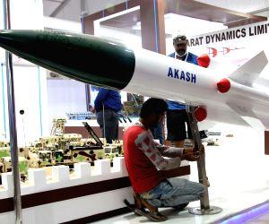 Aero India 2017 - preparations