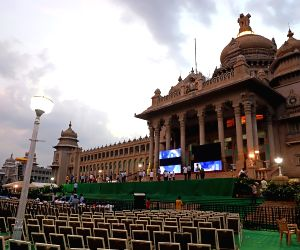 All set for Kumaraswamy to take oath as Karnataka CM