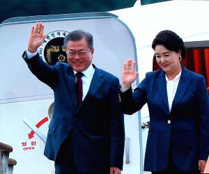 N. Korea ready for fast denuclearization, wants summit with US: Moon