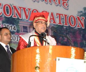 The annual convocation of the Indian School of Mines