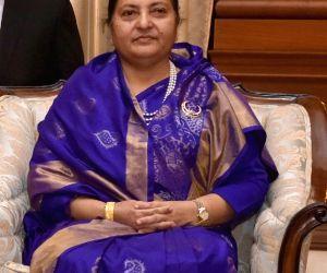 File Photo: President of Nepal Bidhya Devi Bhandari