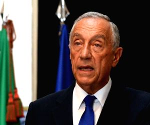 File Photo: President of Portugal Marcelo Rebelo de Sousa