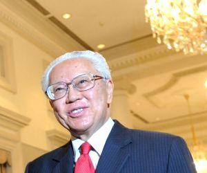 File Photo: President of Singapore Tony Tan