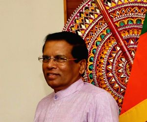 File Photo: President of Sri Lanka Maithripala Sirisena