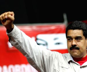 Maduro re-elected as Venezuelan President