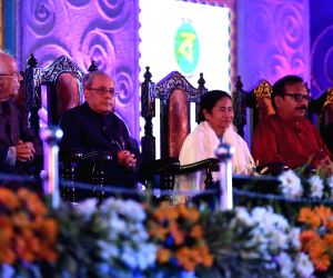 President Mukherjee at Darjeeling