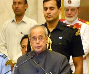 President conferred the first Distinguished Indologist Award