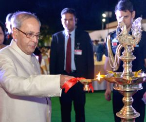 Vaisakhi - Food Festival in President's Estate